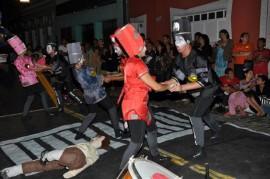 21.11.14 detran leva para cabedelo teatro rua mensage 2 270x179 - Detran leva para Cabedelo teatro de rua com mensagem educativa de trânsito