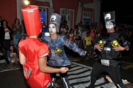 21.11.14 detran leva para cabedelo teatro rua mensage 3 270x179 - Detran leva para Cabedelo teatro de rua com mensagem educativa de trânsito