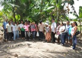 26.11.14 mulheres rurais alagoa grande visitam comunidade 2 270x192 - Agricultoras de Alagoa Grande visitam comunidade em Rio Tinto