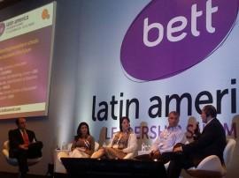 Bett 17.11.14 270x202 - Educação da Paraíba é representada em evento internacional