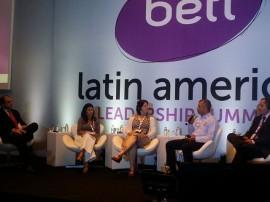 Bett 3 270x202 - Educação da Paraíba é representada em evento internacional