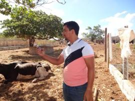 DSC09737 270x202 - Emater realiza vacinação orientada contra aftosa em Poço Dantas