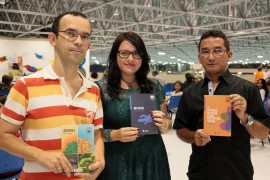 Funesc escritores foto francisco frança 14 270x180 - Funesc lança livros de autores premiados no edital Augusto dos Anjos