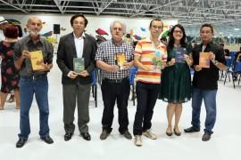 Funesc escritores foto francisco frança 3 270x180 - Funesc lança livros de autores premiados no edital Augusto dos Anjos