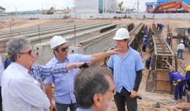 VIADUTO MANGABEIRA 2 270x158 - Ricardo Coutinho inspeciona obras do Trevo de Mangabeira nesta sexta-feira