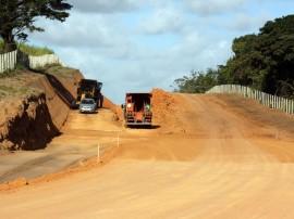 estrada forte velho 0008 270x202 - Governo pavimenta estrada turística que liga Forte Velho a BR-101
