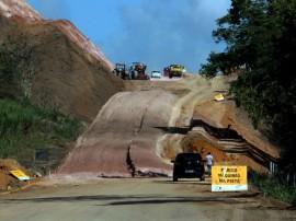 estrada forte velho 0009 270x202 - Governo pavimenta estrada turística que liga Forte Velho a BR-101