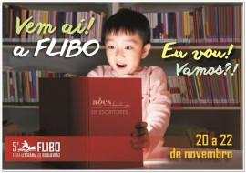 flibo 2 270x190 - Com apoio do Estado, Feira Literária de Boqueirão começa nesta quinta-feira