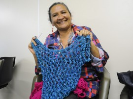funesc capacitacao das crocheteiras foto francisco franca 40 270x202 - Crocheteiras participam de capacitação para o Salão de Artesanato da Paraíba