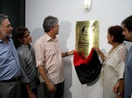 homenagem a julio rafael 2 270x202 - Ricardo entrega reforma do Centro de Artesanato e homenageia Júlio Rafael