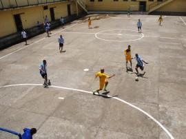 seap promove torneio de futebol na penitenciaria padrao de santa rita 21 270x202 - Time Santa Cruz vence torneio de futebol de salão da Penitenciária Padrão de Santa Rita