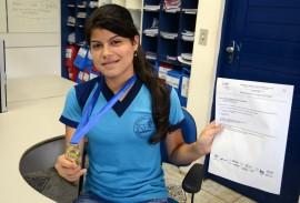 see aluna da escola horacio almeida medalhista da olimpiada brasileira de robotica foto vanivaldo ferr 3 270x183 - Aluna da Escola Estadual recebe medalha na Olimpíada de Robótica