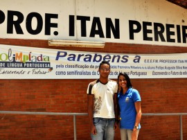 see aluno da rede estadual finalista da olimpiada de lingua portuguesa 8 270x202 - Aluno da rede estadual é finalista da Olimpíada de Língua Portuguesa