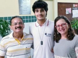 see programa jovem embaixador 2015 aluna Gabriel Vinha YA 20151 270x202 - Aluno de escola estadual representa Paraíba no Jovens Embaixadores 2015