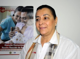 valderez araujo chef neonatal  ufpb fotos walter rafael 1 270x202 - Método Canguru será ampliado para todas as maternidades do Estado