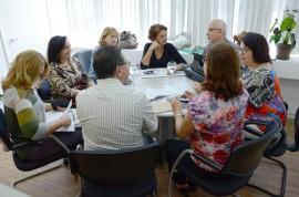 15.12.14 reunião da comissão pee pb fotos alberi pontes 003 270x178 - Integrantes das comissões do Plano Estadual de Educação da Paraíba realizam reunião