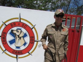 19.12.14 bombeiros inauguracao canil 5 270x202 - Bombeiros instalam canil para busca e salvamento de vítimas