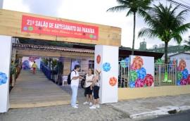 23.12.14 salao artesanato walter rafael 11 270x172 - Crochê inova e é recorde de vendas no Salão de Artesanato da Paraíba