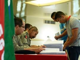 Aprovados no Concurso da PMPB realizam Pré matrícula  Foto Wagner Varela 2 270x202 - Concurso da Polícia Militar e Corpo de Bombeiros tem quase 80 mil inscritos