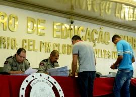 Aprovados no Concurso da PMPB realizam Pré matrícula  Foto Wagner Varela 270x192 - Governo inicia pré-matrícula de aprovados no concurso para soldado