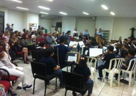 CONCERTO 1 270x192 - Orquestra Infantil apresenta concerto e inaugura Centro Cultural no TCE