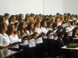 Coro Sinfonico da Paraiba 270x202 - Orquestra apresenta 'Missa Nordestina' com participação do Coro Sinfônico