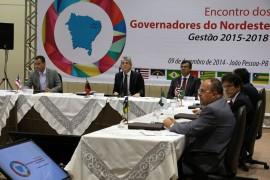 Encontro Governadores NE FOTO FRANCISCO FRANÇA SECOM PB 00021 270x180 - Vice-Governador de Sergipe destaca temas estruturantes para o Nordeste