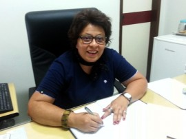 Glaciane Mendes Diretora geral da Agevisa PB 270x202 - João Pessoa sedia Simpósio de Inclusão Produtiva com Segurança Sanitária