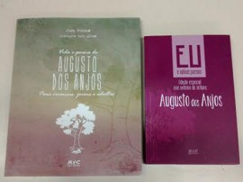 Livros AA 270x202 - Augusto dos Anjos é homenageado com exposição e lançamento de livros