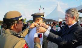 POLICIA MILITAR FORMATURA 52 270x158 - Ricardo participa de formatura de 61 novos aspirantes da Polícia Militar