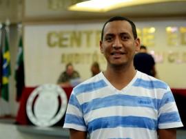 Personagem Ricardo Souza Foto Wagner Varela 270x202 - Governo inicia pré-matrícula de aprovados no concurso para soldado