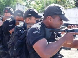 alunos do IV Ceitep têm aula com instrutores 1 270x202 - Agentes penitenciários da Paraíba participam de treinamento com instrutores do Distrito Federal