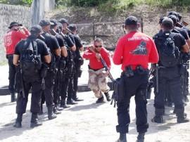 alunos do IV Ceitep têm aula com instrutores 4 270x202 - Agentes penitenciários da Paraíba participam de treinamento com instrutores do Distrito Federal
