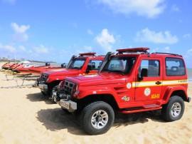 bombeiro tropa da operacao verao foto walter rafael 49 270x202 - Bombeiros reforçam segurança nas praias, estradas e áreas de vegetação