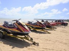 bombeiro tropa da operacao verao foto walter rafael 58 270x202 - Bombeiros reforçam segurança nas praias, estradas e áreas de vegetação