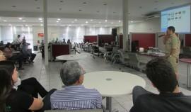 com público1 270x158 - PBGás realiza atividade para educação no trânsito em parceria com Polícia Rodoviária