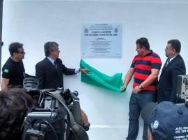 placa alberg foto seap 270x202 - Governo do Estado inaugura Casa Albergue na Penitenciária Média de Mangabeira