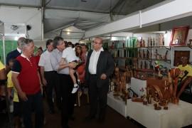 salao de artesanato 0007 270x180 - Em João Pessoa: Ricardo abre 21º Salão de Artesanato da Paraíba