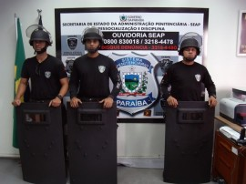 seap aquisicao de equipamentos 21 270x202 - Governo do Estado entrega novos equipamentos de segurança para agentes penitenciários