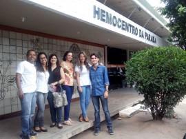 ses radio tabajara participa da campanha de doacao de sangue foto ricardo puppe 1 270x202 - Funcionários da Rádio Tabajara participam de campanha de doação de sangue para o Hemocentro