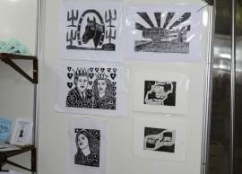 07.01.15 salao artesanato fotos vanivaldo ferreira 62 270x194 - Cordéis e xilogravuras mostram cotidiano nordestino no Salão de Artesanato da Paraíba