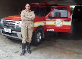 26.01.15 bombeiras 2 270x194 - Efetivo feminino ganha espaço no Corpo de Bombeiros Militar da Paraíba