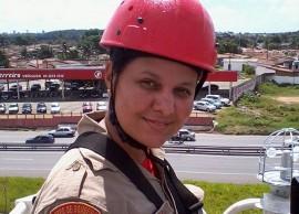 26.01.15 bombeiras 3 270x194 - Efetivo feminino ganha espaço no Corpo de Bombeiros Militar da Paraíba