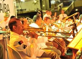 29.01.15 pm banda musica realiza espetculo 1 270x194 - Banda da Polícia Militar realiza concerto na orla de João Pessoa