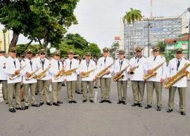 29.01.15 pm banda musica realiza espetculo 4 270x194 - Banda da Polícia Militar realiza concerto na orla de João Pessoa