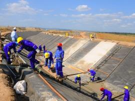 CANAL ACAUÃ ARAÇAGI FOTOS ZE MARQUES62 270x202 - Governo já concluiu 65% das obras do primeiro lote do Canal Acauã-Araçagi