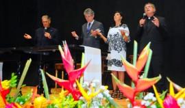 POSSE CULTO3 270x158 - Celebração ecumênica abre solenidades de posse do governador Ricardo Coutinho e da vice-governadora Lígia Feliciano