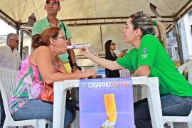Ricardo Puppe  Tabagismo ponto Cem Reis 2 270x180 - Governo do Estado realiza atividades de combate ao fumo