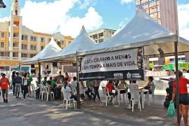 Ricardo Puppe  Tabagismo ponto Cem Reis 270x180 - Governo do Estado realiza atividades de combate ao fumo