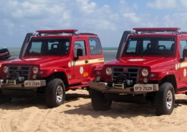 bombeiros operacao verao e dicas aos banhistas 4 270x191 - Bombeiros já atenderam 67 ocorrências na Operação Verão